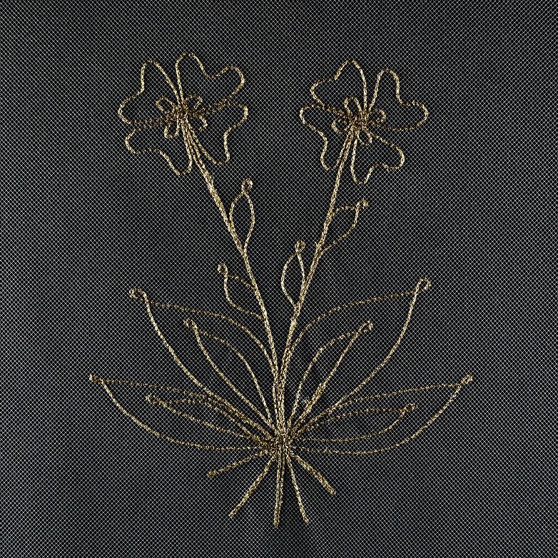 Velo fiore semplice