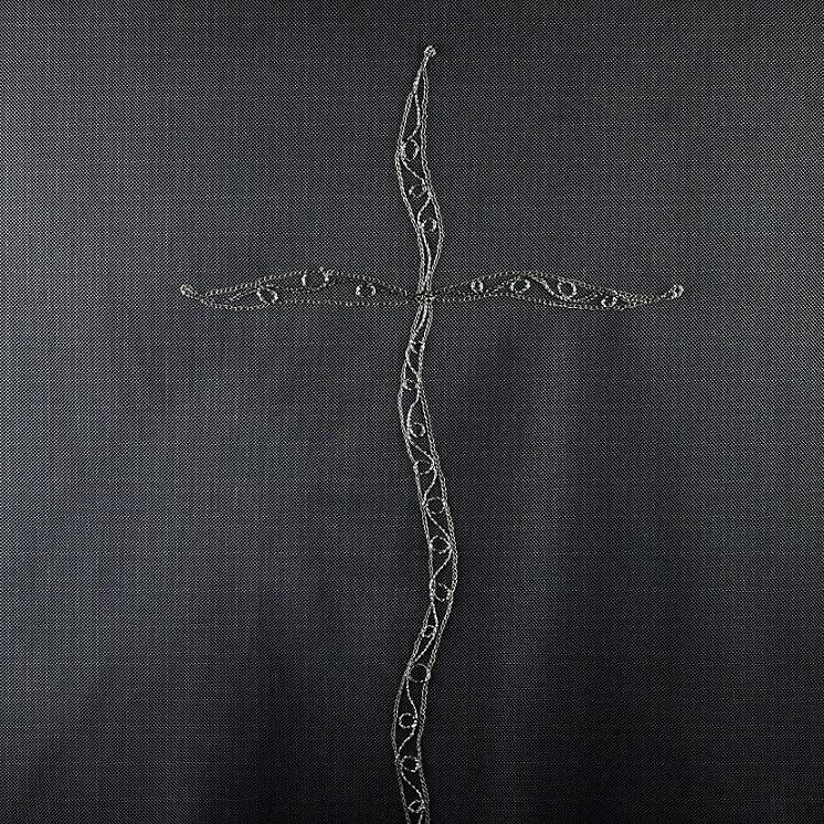 Velo croce Nuance